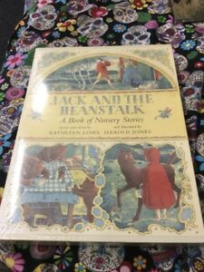 Jack-And-The-Beanstalk-A-Book-Of-Nursery-Stories-Brand-New-Sealed