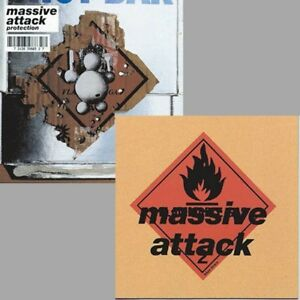 Massive-Attack-Albums-Bundle-Blue-Lines-Protection-2-x-180G-Vinyl-LP-NEW