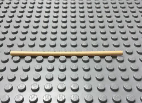 LEGO Tan Hose Rigid 3mm D 10 Long 7115