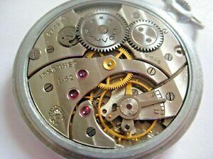 1952 Molnija SOVIET Russian USSR СССР Pocket Watch