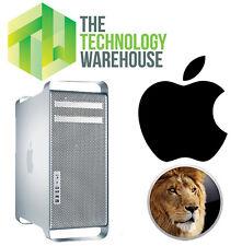 APPLE MAC PRO - QUAD CORE - 2 x XEON 2.66GHZ, 4GB RAM, 1TB HDD, LION OSX