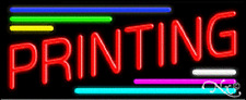 New Printing 32x13 Withmulticolor Border Real Neon Sign Withcustom Options 10880