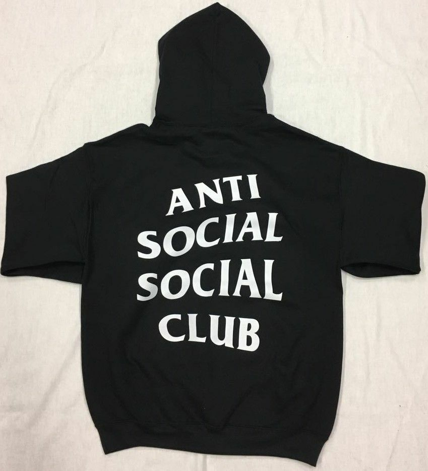 Anti social Social Club hoodie size S-XL collection NEW YORK first collection S-XL Travis 70ad16