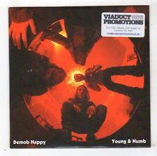 (FY563) Demob Happy, Young & Numb - 2015 DJ CD