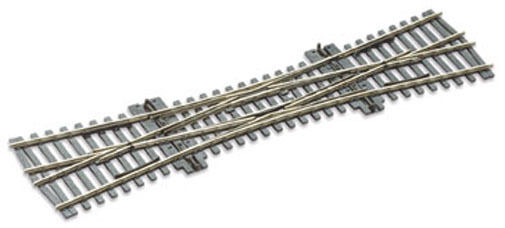 PECO SL-E190 '00' Fine Scale Code 75 Electrofrog Double Slip Point or Crossing T