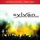 Leaving Backstage: Live at Kampnagel by Sylvan (CD, Jan-2001, 2 Discs, Prog Rock Records)