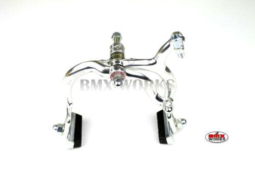 Genuine Dia-Compe MX890 Silver Front Brake Caliper Old School Retro BMX