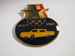 1960 Buick Pin Vintage Collector Auto Lapel Pin Ebay