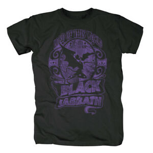 BLACK-SABBATH-Lord-of-this-world-T-Shirt