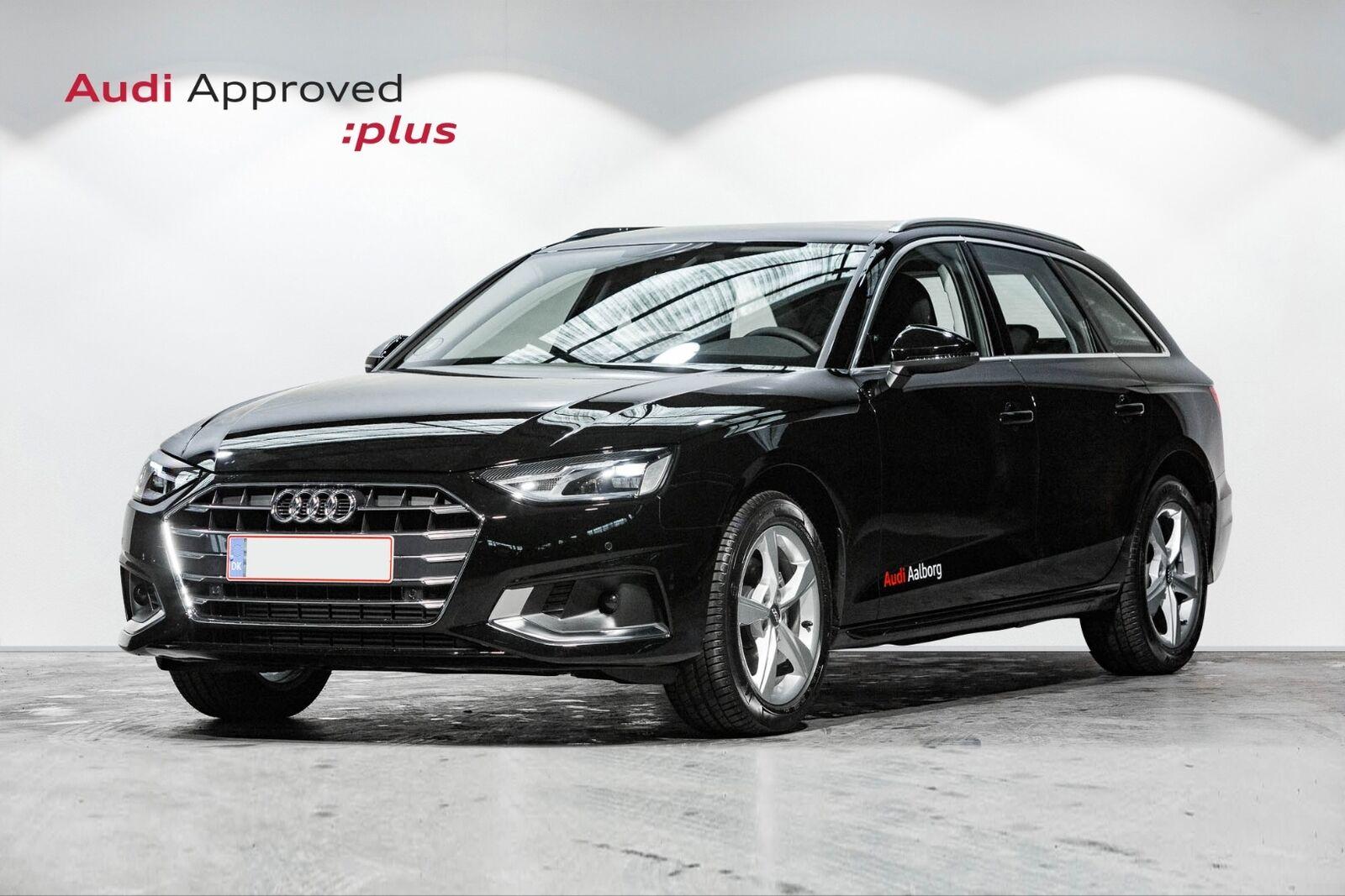 Audi A4 35 TFSi Advanced Avant 5d - 380.000 kr.