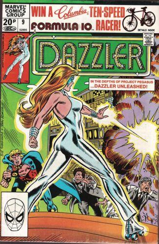 Frank Springer Dazzler No.9 1981 Quasar