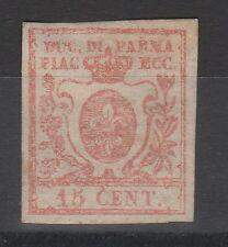 FRANCOBOLLI 1857/59 PARMA C.15 Z/5940