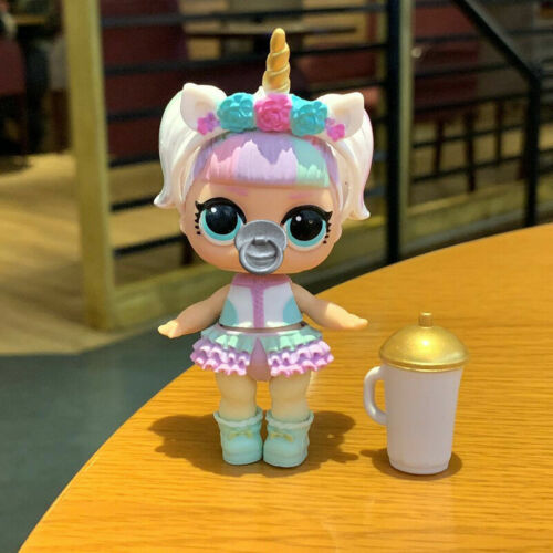 LOL Surprise Doll Punk Boi Boy UNICORN Splatters Queen toys Collector 200 Models