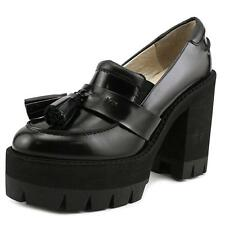 No.21 Slide Platform Women US 9 Black Platform Heel NWOB  1789
