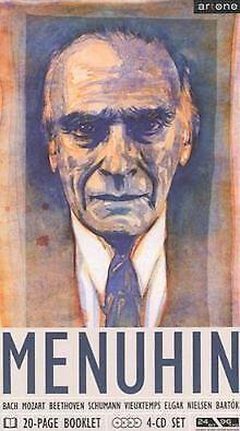 Sir Yehudi Menuhin-Buchformat von Yehudi Menuhin   CD   Zustand gut