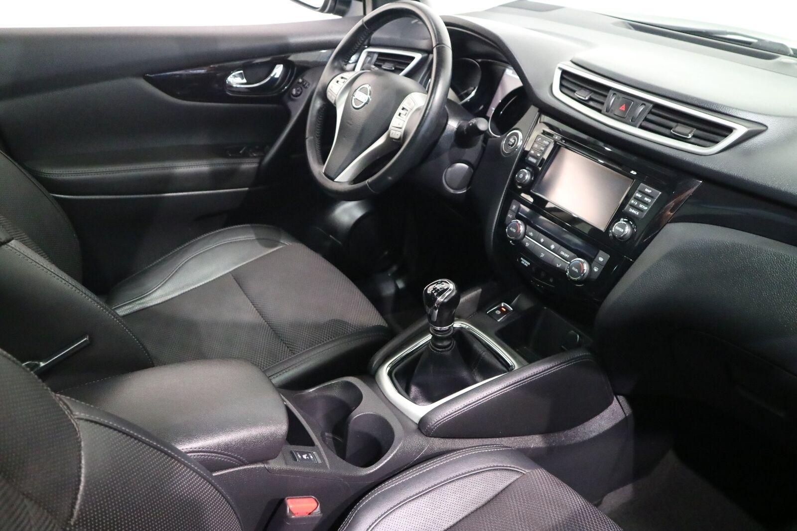 Nissan Qashqai 1,5 dCi 110 Tekna - billede 16