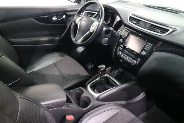 Nissan Qashqai 1,5 dCi 110 Tekna billede 16