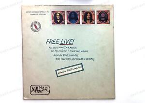 Free - Free Live NL LP 1971 /4 - Kiel, Deutschland - Free - Free Live NL LP 1971 /4 - Kiel, Deutschland