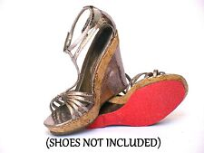 DIY Louboutin Red Bottom Shoes - Red Sticker Kit to Repair/Renew Flats