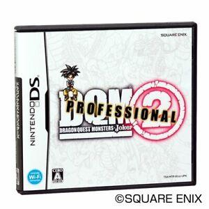 Dragon-Quest-Monsters-Joker-2-DQM-NINTEND-DS-NDS-professional