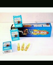 2 cases of STINK BOMBS!!!! 72 stink bombs total. Get it in 1-4 days