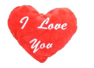 Plüsch Herz i love you 25cm verliebt Heart Kuschelherz