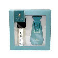 JE REVIENS Worth 1.7 oz edt spray Womens Perfume + 3.5 oz Perfumed Talc SET NIB