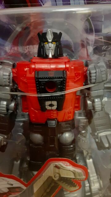 Transformers Power Of The Primes Dinobot Sludge complete POTP G1 Volcanicus CW