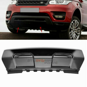 Glossy Black MotorFansClub 6pcs Door Side Moulding Trim for Range Rover Vogue LR405 2014-2018