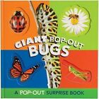 Giant Pop Out Bugs: A Pop-out Surprise Book by Chronicle Books (Hardback, 2008)