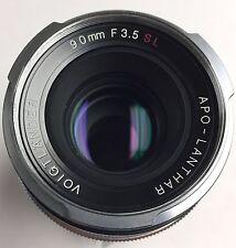 Voigtlander 90mm f3.5 SL APO-LANTHAR for Nikon AIS manual focus near mint