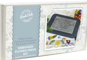 Peak-dale-craft-Metal-Embossing-Kit-Flower-Press