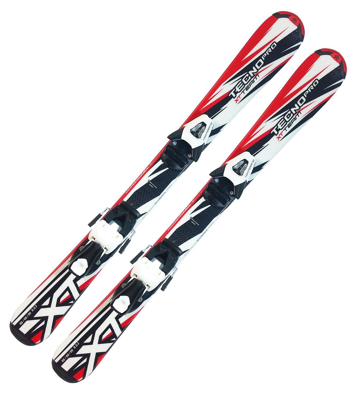 Ski Ski Ski Kinderski Tecno Pro XT-Team JR-Series + Bindung TC45 Kinder Alpin Ski Skier  | Ruf zuerst  fba988