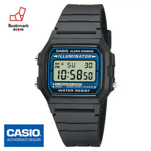 Details about New Casio Standard Digital F-105W-1A Casual Watch Water  Resist 100%Au JP Imports