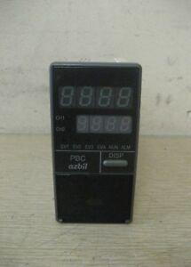 Azbil-Yamatake-PBC-201VN2-Edge-Measurement-Sensor-Head-Controller-Free-Shipping