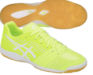Details about ASICS JAPAN DESTAQUE FF INDOOR Football Soccer Futsal Shoes 1111A005 Yellow