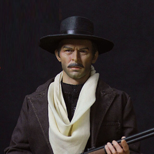 REDMAN TOYS 1/6 The Bad HEADPLAY The Good, the Bad and the Ugly Lee Van Cleef