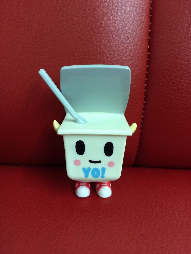 Yo! Tokidoki Moofia Blind Box Collectibles