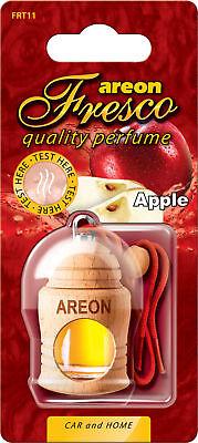 2x Originale Areon Fresco Auto Profumo Per Auto Albero Profumato Deodoranti Mela Nutriente I Reni Alleviare I Reumatismi
