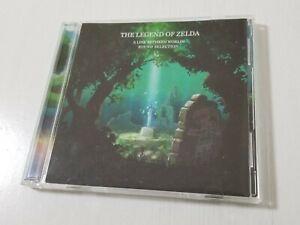 Club Nintendo Zelda A Link Between Worlds Sound Selection CD + Obi Japan 0422A3