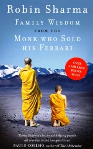 1 of 1 - Family Wisdom From The Monk Who Sold His Ferrari by Robin Sharma NEW