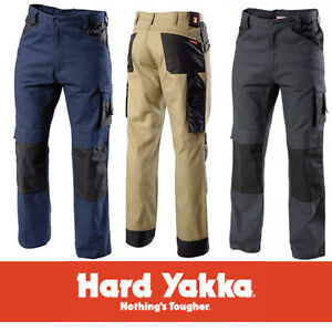 Hard Yakka Xtreme Extreme Legends ALL SIZES Work Trousers ...
