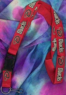 Ticket Schlüsselband Von Der Konsumierenden öFfentlichkeit Hoch Gelobt Und GeschäTzt Zu Werden Weitere Ballsportarten Sport Hell Mlb Arizona Diamondbacks Logo Schlüssel