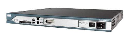 CISCO2811-HSEC//K9 Cisco 2811 Bundle Router w//AIM-VPN//EPII-PLUS Bundle