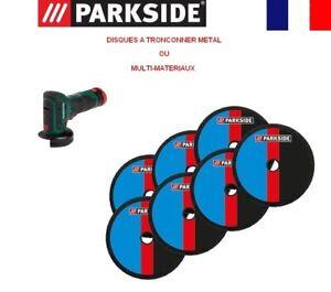 PARKSIDE Meuleuse d'angle sans fil PWSA 20-Li B3  20 V