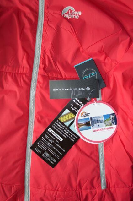 UK 10 Lowe Alpine Northern Lights Jacket Coat Women's Size 8 Free Shipping NEW