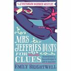 Mrs Jeffries Dusts For Clues by Emily Brightwell (Paperback, 2013)