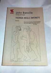 Teoria degli infiniti di John Banville - Guanda, 2011