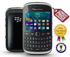 IMPORTED BLACKBERRY CURVE 9320- BLACK-SELLER REFURBISHED 100% NEW SEAL PACK