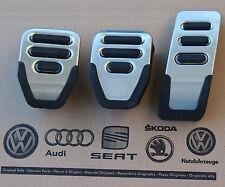 Audi RS4 B7 original Pedalset A4 Pedale S4 Pedalkappen 8E pedal pads Seat Exeo